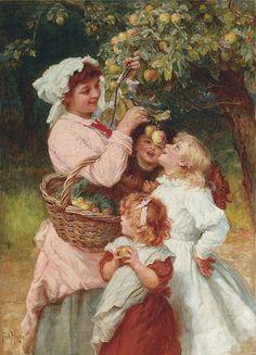 "Frederick Morgan (1847-1927), ""Bob Apple"""