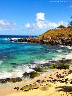 Ho'okipa Beach Park - Paia: Popular surf spot in Maui. #MyTripAdvice