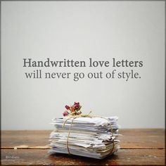 Handwritten love letters will never go out of style. Writing A Love Letter, Love Letters, Love Actually, Just Love, I Miss You Like, Poetic Words, Letter To Yourself, Handwritten Letters, Faith In Love