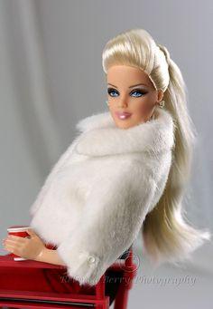 Barbie Basic Red Model 01 -9 by think_pink1265, via Flickr