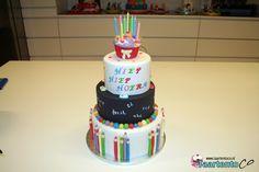 School Taart  *School Cake