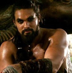 Jason Momoa, Game of Thrones Follow us on Facebook/JasonMomoaTheMan. Couldn't you just lick that sweat off!!!!!