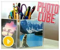 Real talk: upcycling is pretty awesome. It's just really neat that with a little crafting magic, you can give an item a brand new use. That's just what happens in today's episode of Do It, Gurl, as Jamie is showing how to make a CD case photo cube! Yup, those old cases that used to … Read More