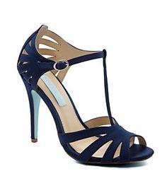 Blue by Betsey Johnson Tee Dress Sandals | Dillard's Mobile