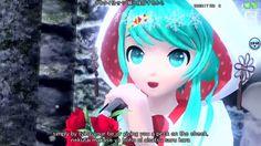 Hatsune miku - The snow white princess is Fandub español latino - YouTube