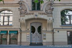 Art Nouveau in Riga – Heritage From a Golden Era