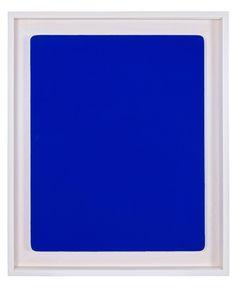 Yves Klein, 'Untitled Blue Monochrome (IKB 241)', 1960