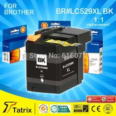 LC529 Ink Cartridge For Brother DCP-J100/J105/J200 Inkjet Printer with ISO9001, ISO14001, SGS,CE Certification