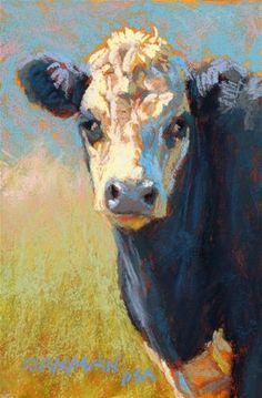 "Daily Paintworks - ""Escondido - day 8"" - Original Fine Art for Sale - © Rita Kirkman"