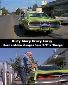 photos of dirty mary and crazy larry 69 charger   Dirty Mary, Crazy Larry : ダーティ・メリー/クレイジー ...