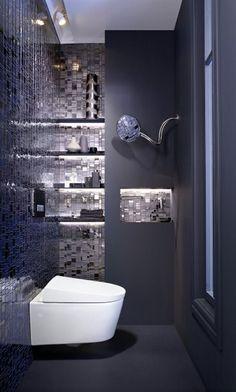 Purple Bathroom Inspiration  Design with Geberit