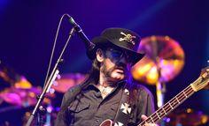 Lemmy Kilmister on kuollut