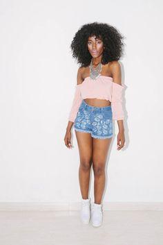 Rosey Shorts – Parooz Fashions