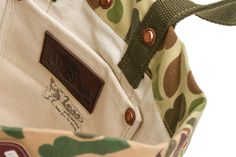 DUCK CAMOUFLAGE TOTE BAG