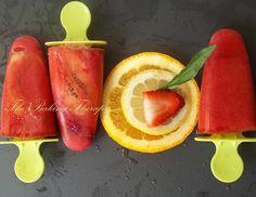 Gelados de fruta