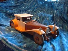 Wood Toys Plans, Wood Plans, Bugatti, Wooden Toys, Games, Projects, Wooden Car, Wooden Truck, Tractors