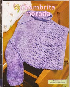 Revistas de crochet y tejidos gratis: como hacer tejidos para bebes en crochet