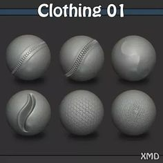 XMD Source - Clothing 01 - Free ZBrush Brushes Zbrush Tutorial, 3d Tutorial, Zbrush Character, Richard Wright, Digital Painting Tutorials, 3d Artwork, Anatomy Tutorial, Character Design, Character Art