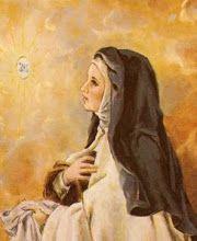 SANTA TERESA DE JESÚS maestra de oración, ruega por nosotros en tu dia y por siempre