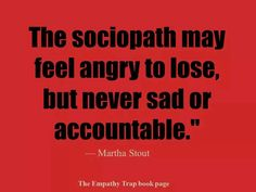 To lose. A recovery from narcissistic sociopath relationship abuse