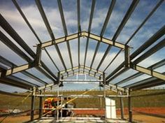 1000 Images About Steel Buildings And Misc Truss Systems