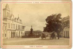 São Paulo. Largo do São Francisco sem data