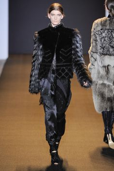 J. Mendel Fall 2011 Ready-to-Wear Collection Slideshow on Style.com