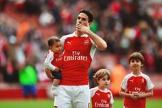 Farewell Captain Arteta