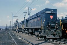 Pennsylvania Railroad, Motors, Trains, Motorbikes, Train