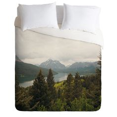 Catherine McDonald Summer In Montana Duvet Cover | DENY Designs Home Accessories