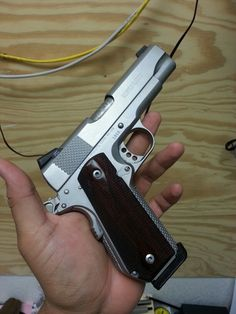 Ed Brown 1911 Kobra Carry .45ACP Want! Just can't justify the $2500+ for this.
