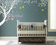 Wall Decal Wall Sticker tree decals-Cherry by DreamKidsDecal