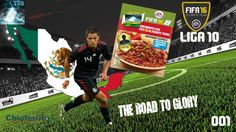 """Let's Play FIFA 16 Ultimate Team """"Chicharito Road to Glory"""" #001[XBox360..."""