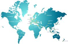 世界に広がる摂理|キリスト教福音宣教会公式サイト - 摂理