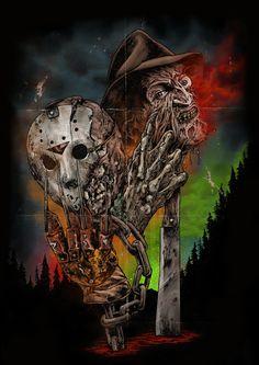 Nathan Thomas Milliner's Freddy vs. Jason (1989)