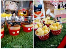 Idéias Mickey Mouse festa de aniversario | Foto 1 de 9 | Pegue My Party