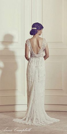 Anna Campbell Gossamer 2016 Bridal Collection ❤ See more: http://www.weddingforward.com/anna-campbell-gossamer-bridal-collection/ #weddings