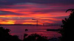 Negro River Bridge - Manaus, Amazonas