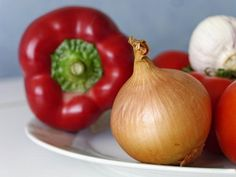 Chicken, almond & red-pepper bake