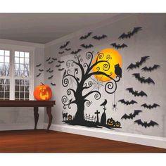 Scene Setters - Halloween 32/pqt - Decorations - Halloween - Seasonal