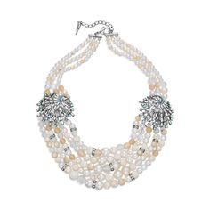 Heirloom Pearl Statement Necklace  get it here!