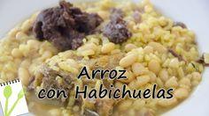 Arroz y  Habichuelas con Cerdo - Muchas Recetas de Cocina