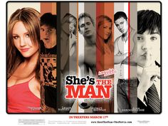 'She's the Man'. Quite possibly one of my all time favorite movies.