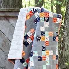 fun toddler quilt