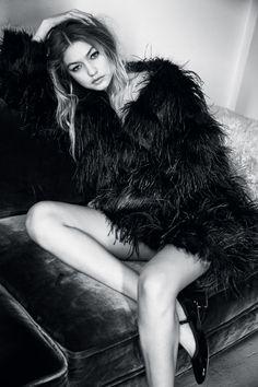 Gigi Hadid by Patrick Demarchelier