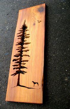 Bestellen Sie www. Wood Burning Stencils, Wood Burning Crafts, Wood Burning Patterns, Wood Burning Art, Wood Crafts, Scrap Wood Projects, Woodworking Projects, Wooden Art, Wood Wall Art