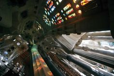 Cruise to Barcelona and see the Sagrada Familia. #Gaudi