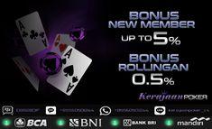 KerajaanPoker Situs Agen Bandar Poker Online Terbaik Dan Terpercaya Di Indonesia !   100% Tanpa Bot (Robot), Player VS Player. Customer Service KerajaanPoker 24 Jam Non Stop, Situs Poker Online Teraman !