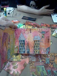 Art Happens with Lovely Linda: Winter CHA Favorite - Dyan Reaveley