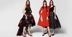 ochirly fall winter 2014 campaign miranda kerr1 Miranda Kerr, Ava Smith + Lindsey Wixson Return for Ochirly's Fall Ads